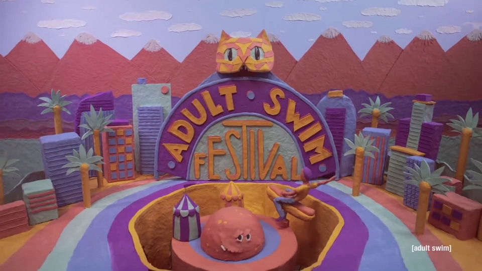 The First Ever Adult Swim Festival Expands Its Lineup With 24 Additional Music And Comedy Acts
