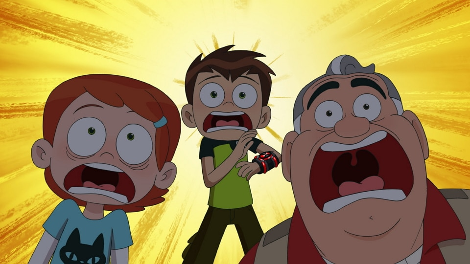 Ben 10 CN USA Digital Buzz 07/05/2018