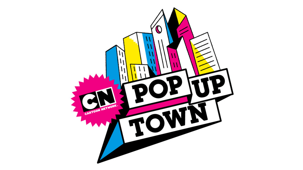 Cartoon Network Italy Pop Up Town Temporary Shop Opens In Milan 1st June 2018