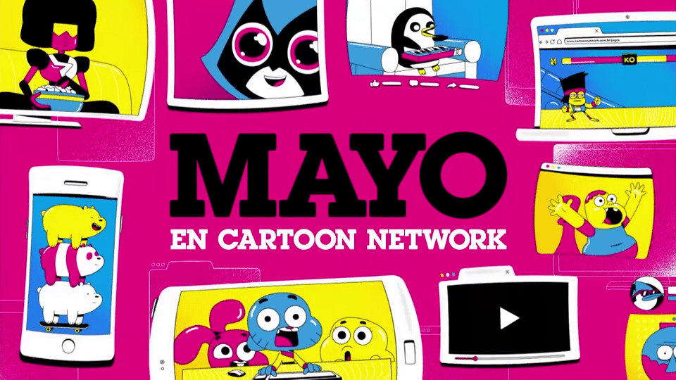 Cartoon Network Latin America May 2018 Highlights Video