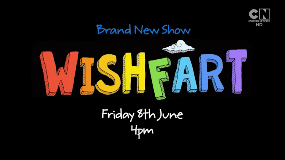 Cartoon Network UK Wishfart New Show Premieres Friday 8th June