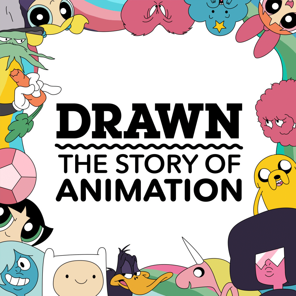 Cartoon Network USA The Digital Buzz Bulletin: Drawn: The Story Of Animation Podcast: Episode One