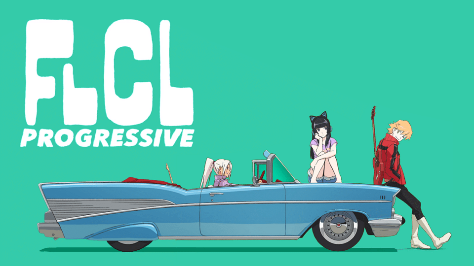 Adult Swim USA To Promote The Return Of The Anime Series FLCL With A Six-City Tour With Japanese Alternative Rock Band - The Pillows