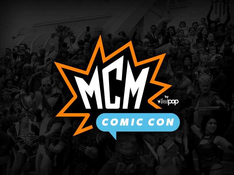 Cartoon Network Special Guests At MCM Comic-Con London 25th-27th May 2018