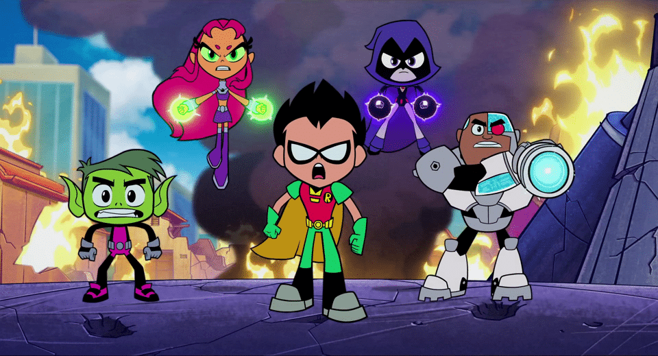 New Teen Titans Go! To The Movies Trailer Released Today 1st May