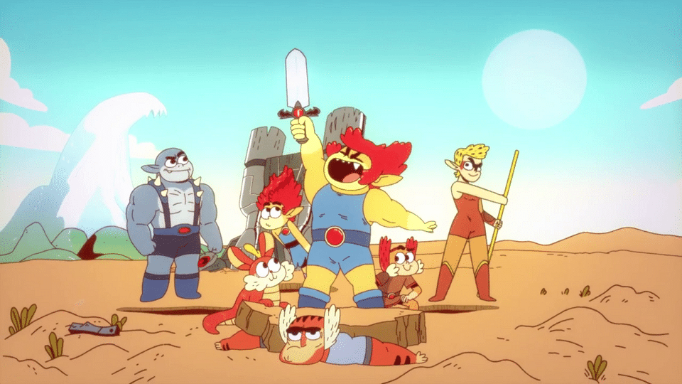 ThunderCats Revived For Another Animated Series Thundercats Roar Set To Premiere On Cartoon Network USA In 2019