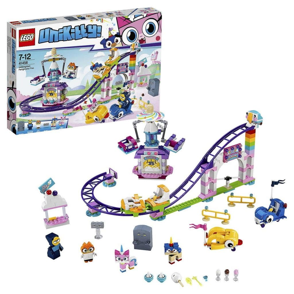 Unikitty! Lego Playsets Now Available At Tesco In The UK