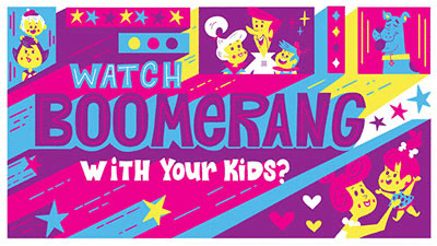Boomerang USA Newsletter Happy Mother's Day