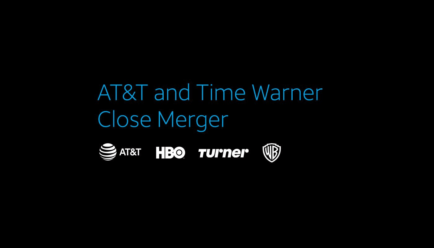 AT&T Completes Merger With Cartoon Network's Ultimate Parent Company Time Warner