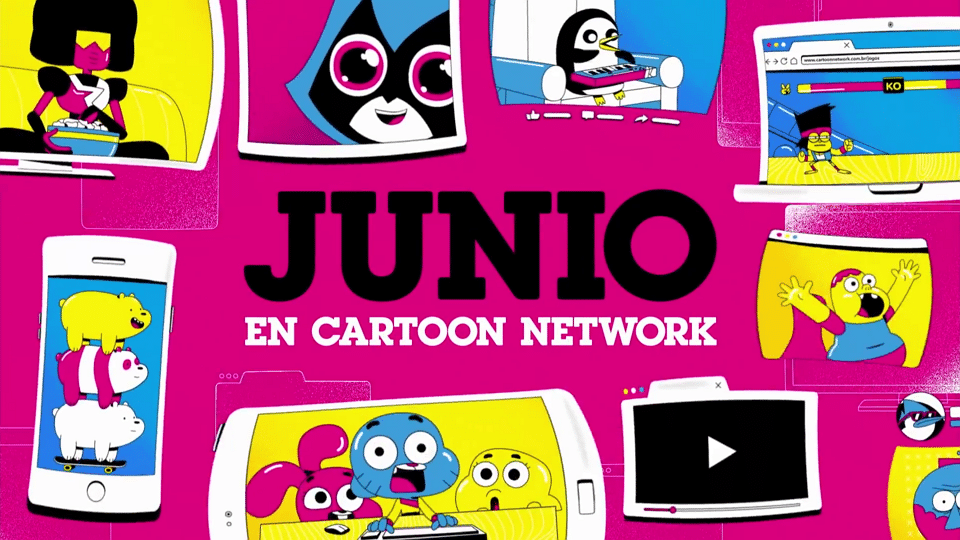 Cartoon Network Latin America June 2018 Highlights Video