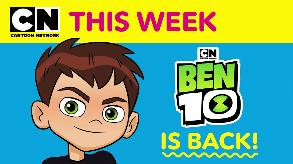 Cartoon Network USA Cartoon Network This Week Episode 18 Ben 10 Is Back