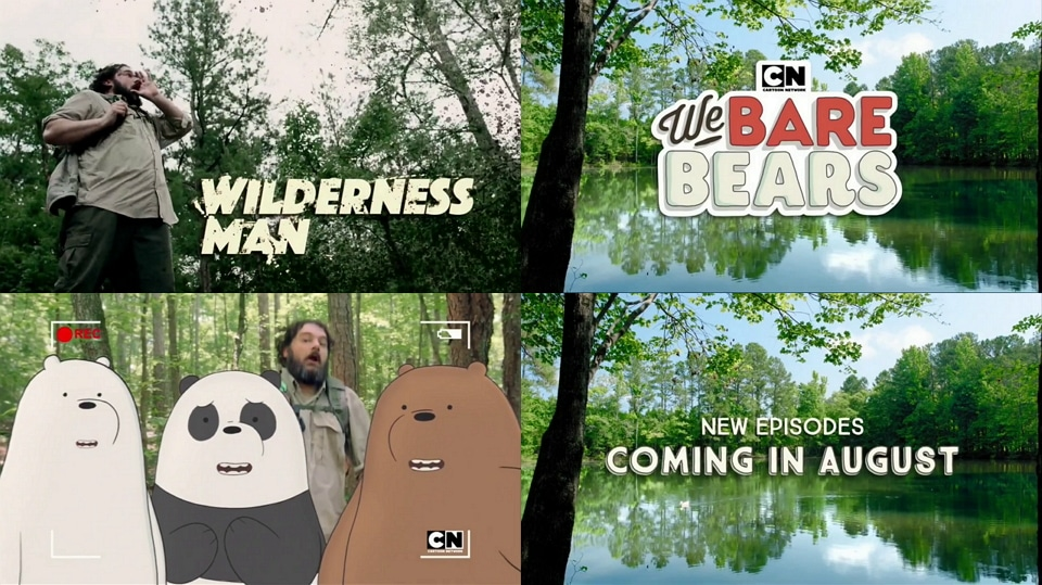 Cartoon Network USA New Episodes Of We Bare Bears Coming In August