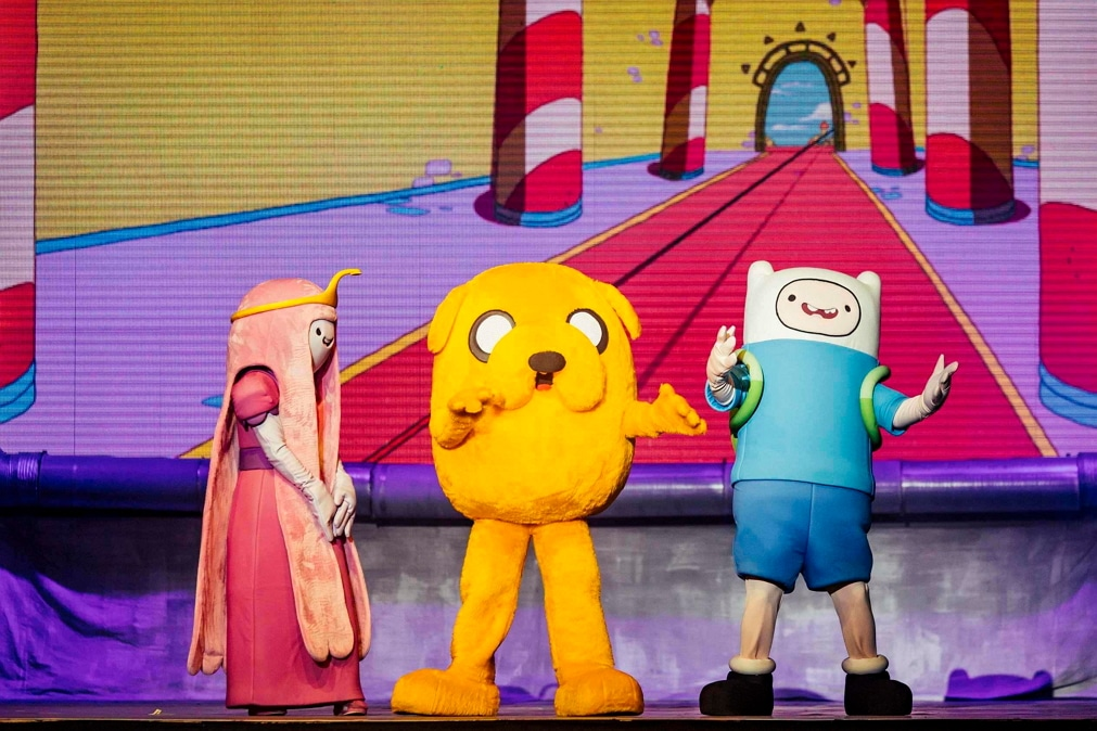 Cartoon Network Live Stage Show Coming To Bahrain 23rd To 26th August
