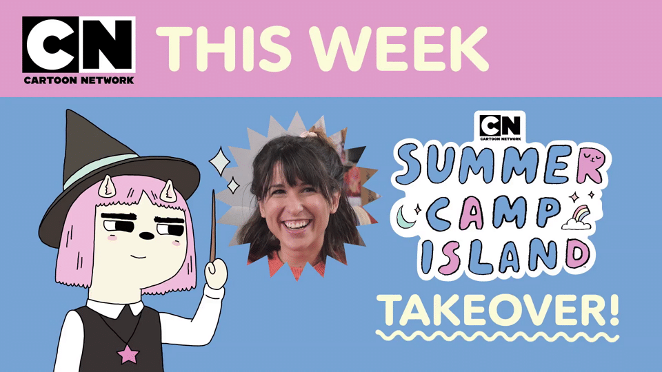 Cartoon Network USA Cartoon Network This Week Episode 22 Summer Camp Island Takeover
