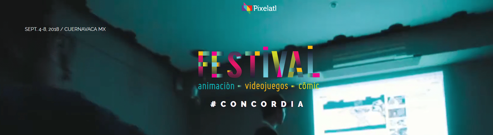 Pixelatl 2018 Special Guests Alan Ituriel Creator Of Cartoon Network's Villainous And Ollie Green VP Of Animated Production For Adult Swim