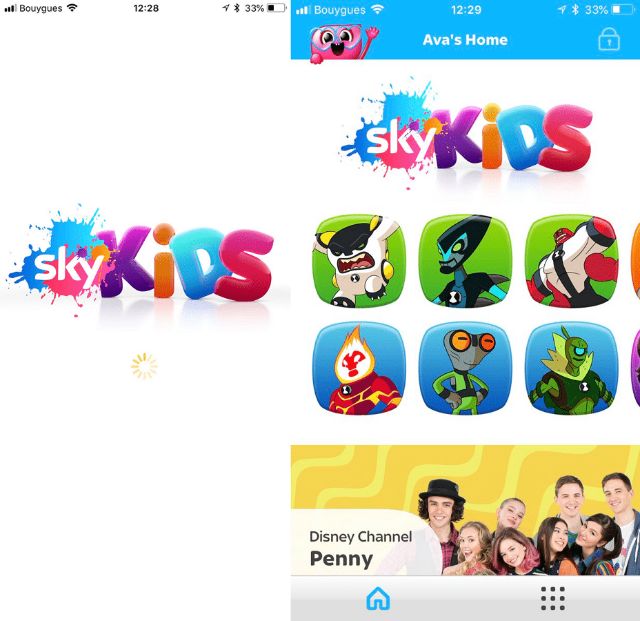 Sky Kids App Now Available For Smartphones Watch Cartoon Network And Boomerang Shows On The Go