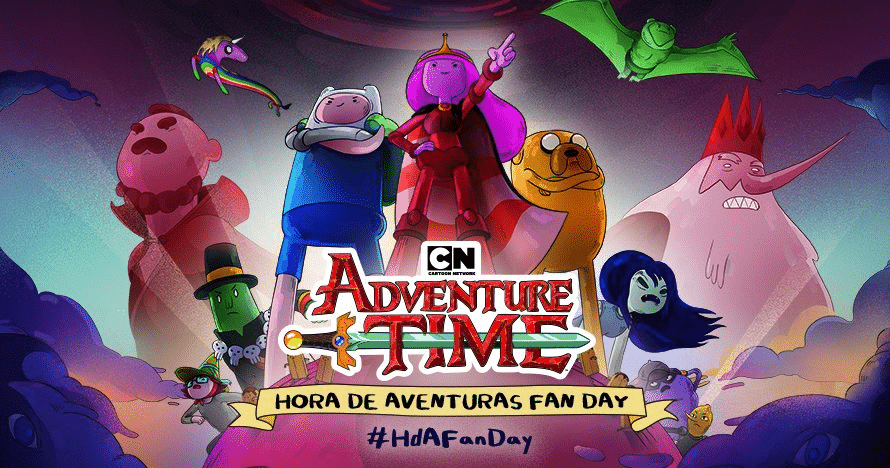 Adventure Time: The Ultimate Adventure Screening In Madrid, Spain On 6th September