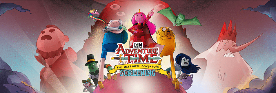 Adventure Time Finale The Ultimate Adventure Screening In Sydney, Australia 4th September