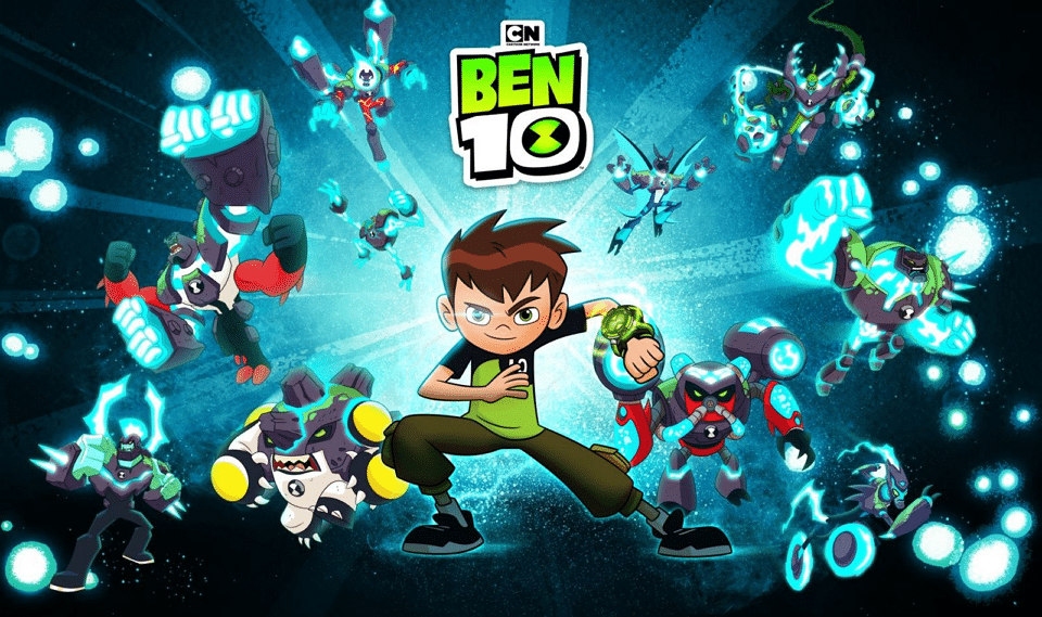 New York Toy Fair 2019 Playmates Toys Announces New Ben 10 Toys