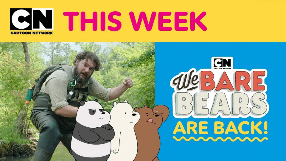 Cartoon Network USA Cartoon Network This Week Episode 26 We Bare Bears Are Back