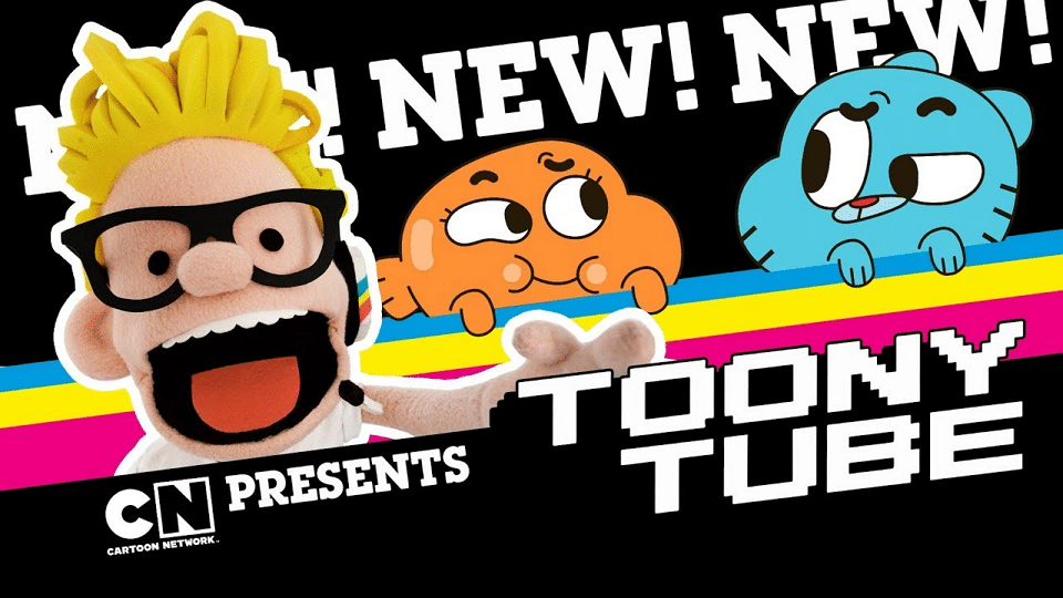 Cartoon Network EMEA's Toony Tube YouTube Series Now In English