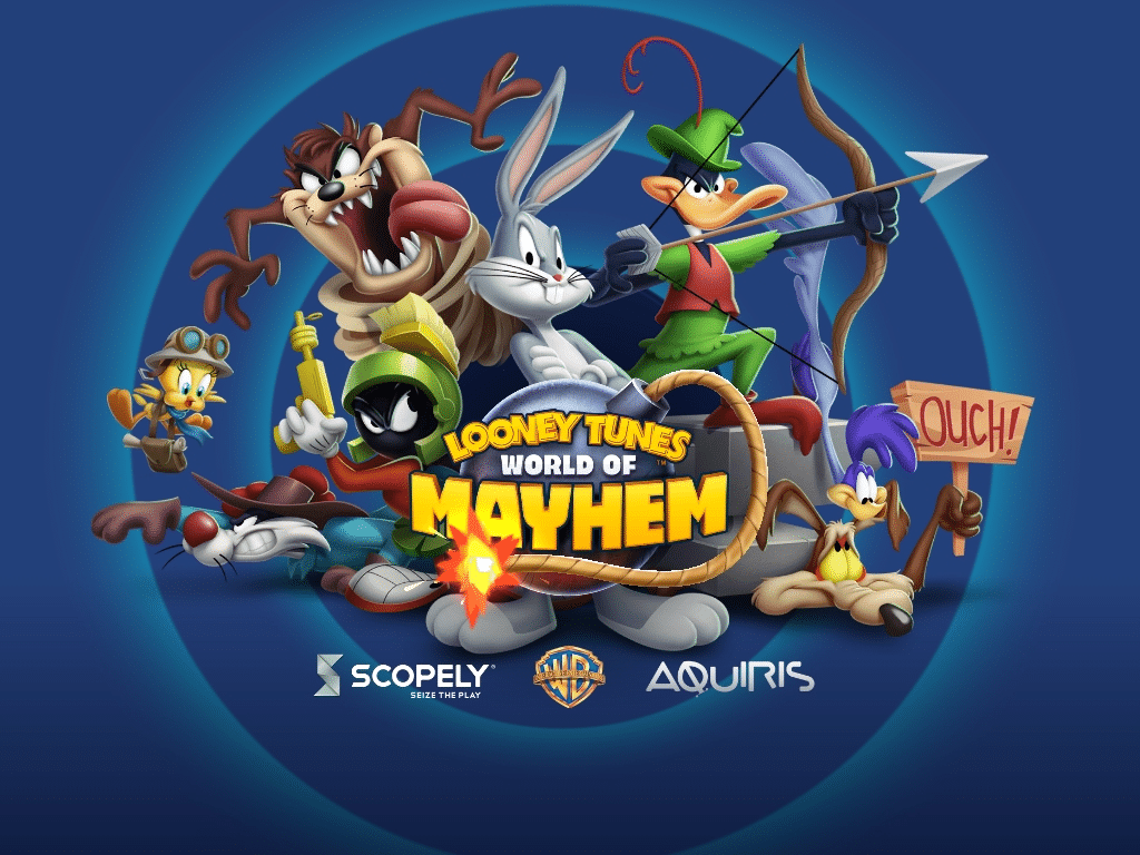 New Mobile Game Coming This Autumn: Looney Tunes: World Of Mayhem