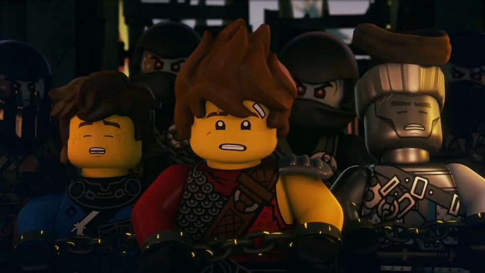 Cartoon Network Usa Lego Ninjago Masters Of Spinjitzu Season 9 Hunted Premieres Today 11th August Regularcapital