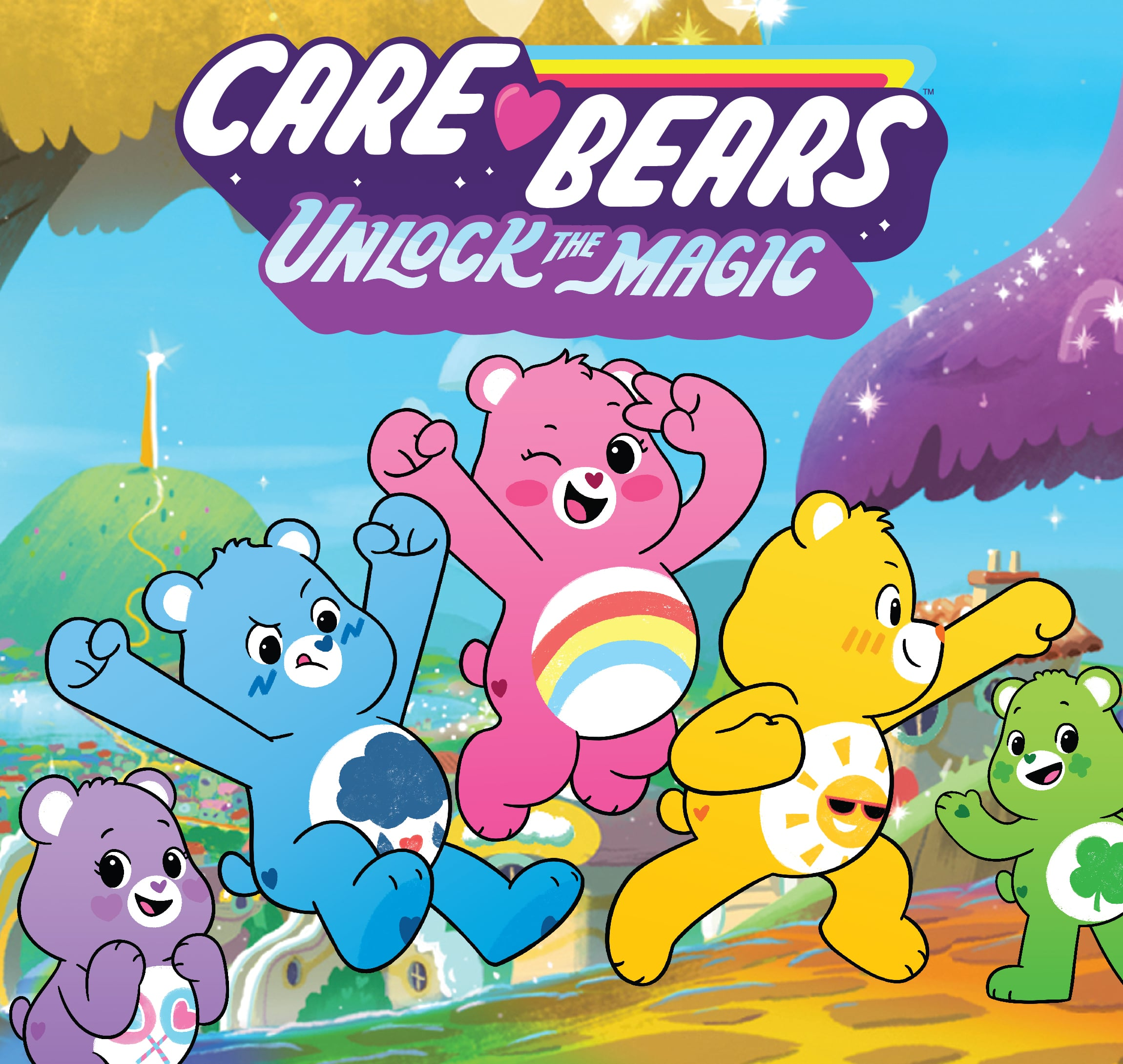 More Information About Care Bears: Unlock The Magic Coming Soon To Boomerang USA's Streaming Service