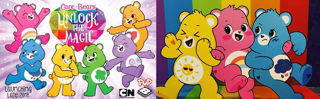 Care Bears: Unlock The Magic Coming Soon To The Boomerang Streaming Service In The United States