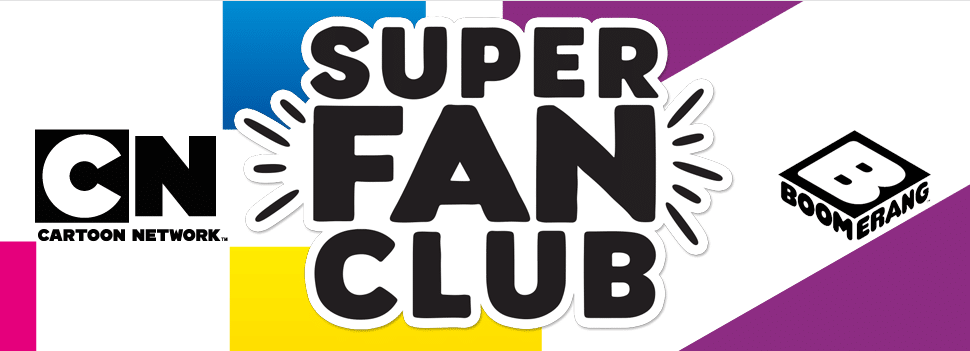 Cartoon Network UK And Boomerang UK Super Fan Club