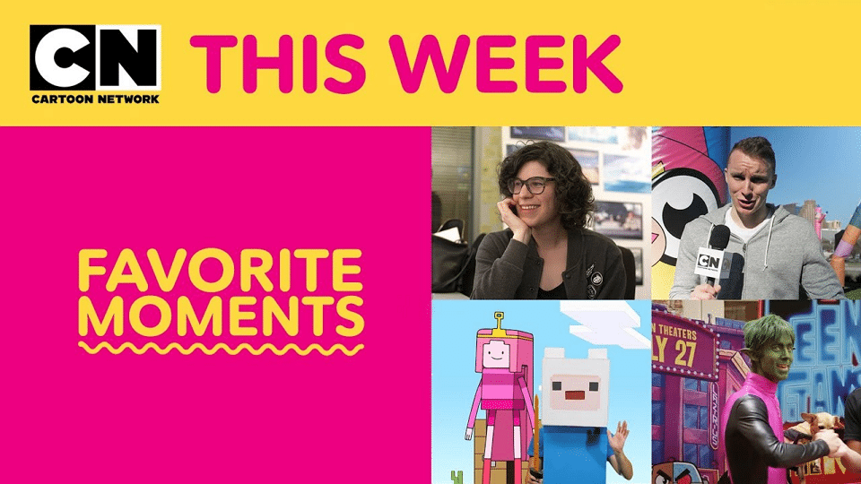 Cartoon Network This Week Episode 30 Cartoon Network This Week Favourite Moments