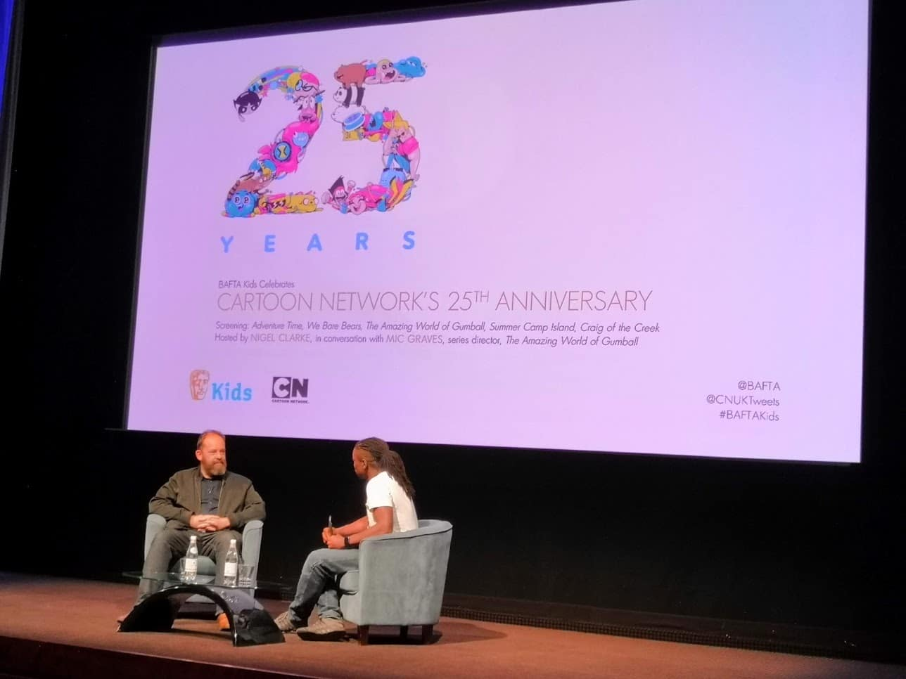 Special Report Cartoon Network UK's 25th Anniversary Screening In London