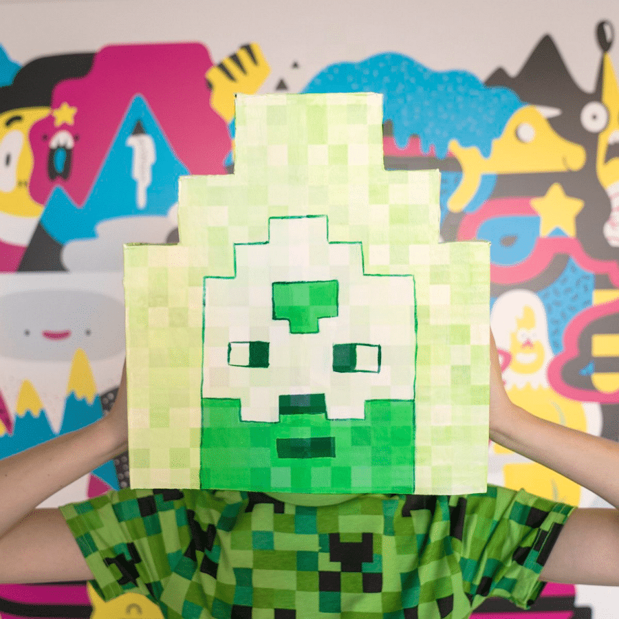 Cartoon Network USA Minecraft Costume Competition For Minecon Earth 2018