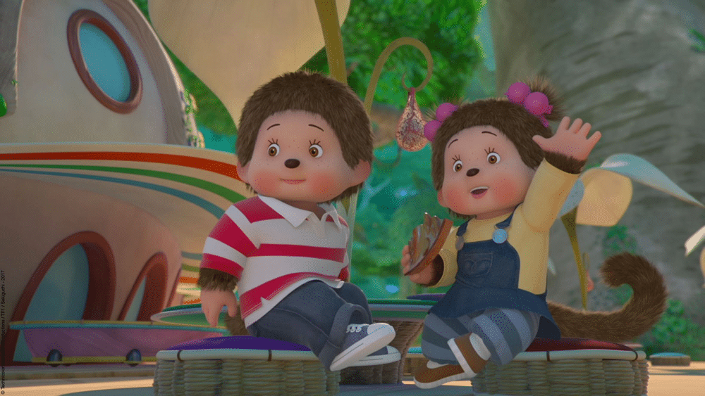 Boomerang USA Streaming Service Acquires Monchhichi Streaming Rights