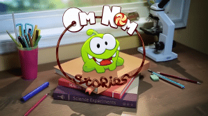 Boomerang Latin America Om Nom Stories