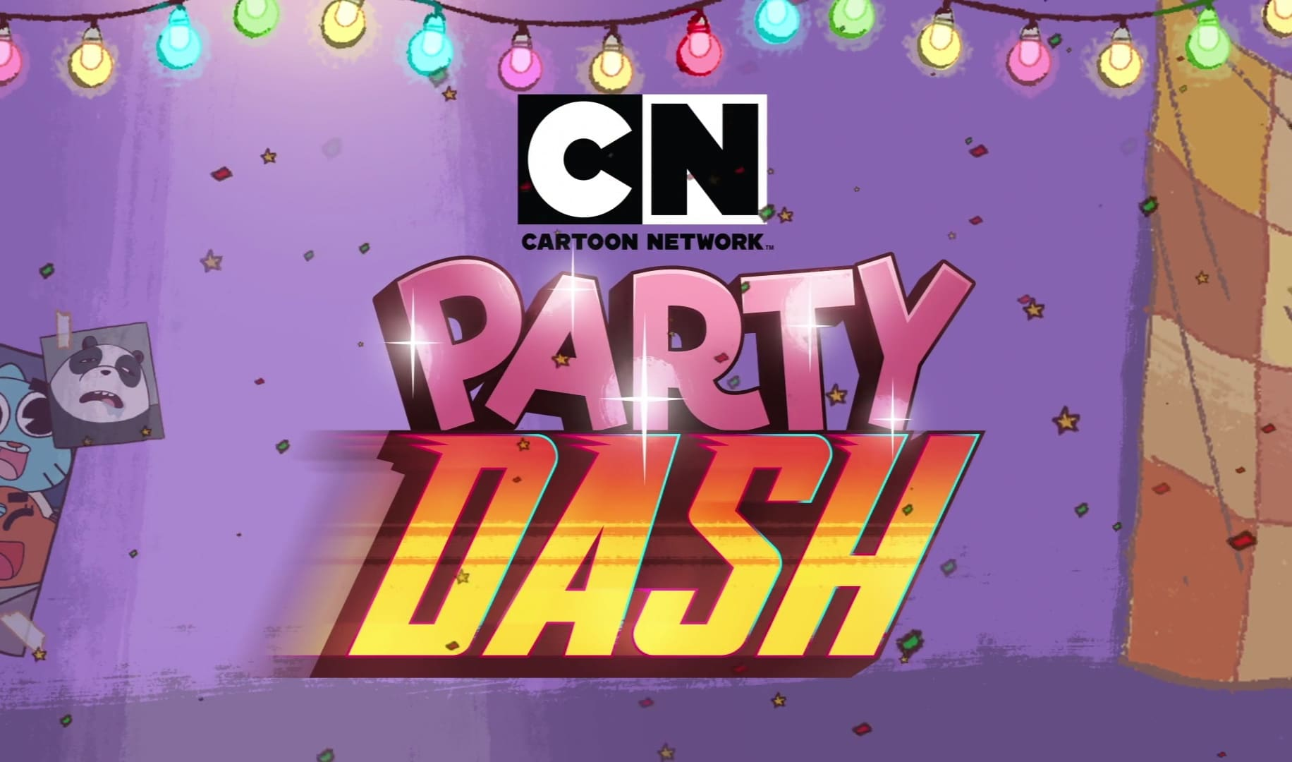 New Mobile Game: Cartoon Network Party Dash