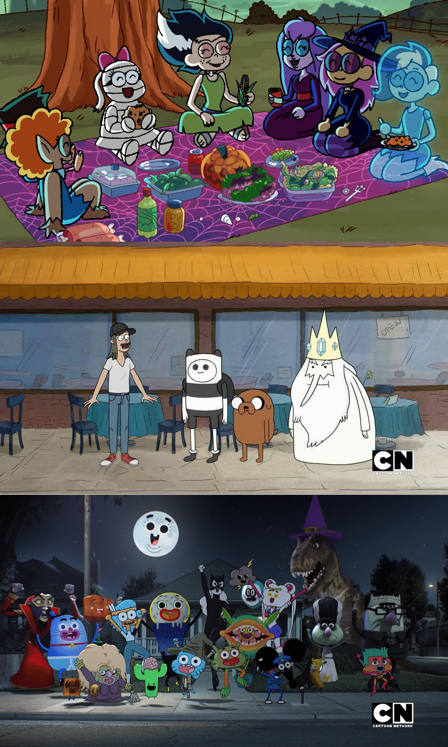 Cartoon Network USA Halloween 2018 Specials