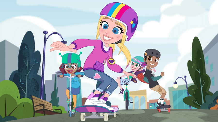 Turner Italy And Turner Middle East Acquire Broadcasting Rights To Mattel's And DHX Media's Polly Pocket Animated Series
