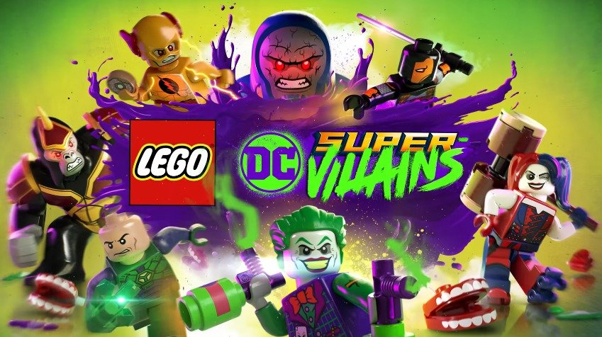 Lego DC Super-Villains Video Game To Released Worldwide On 19th October