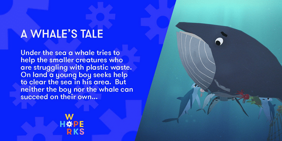 Cartoon Network UK Produces Marine Pollution Educational Animated Short