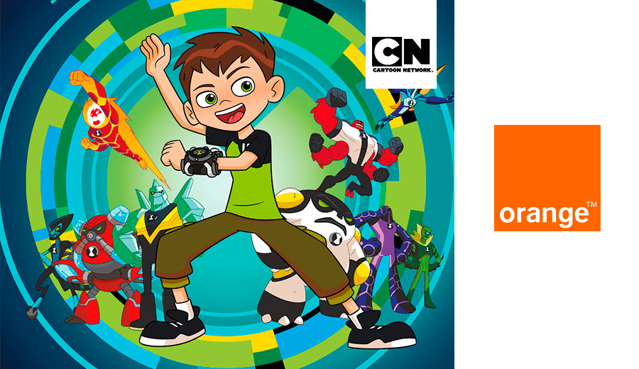 Cartoon Network And Adult Swim VOD Content Now On Orange TV In Spain