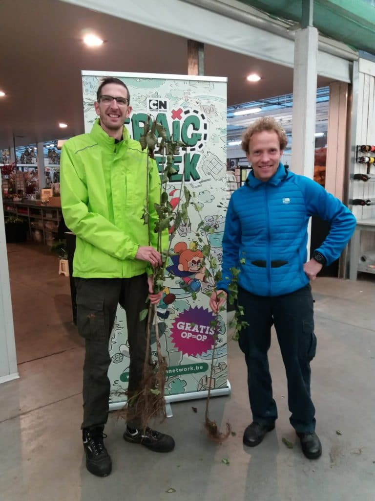 Cartoon Network Benelux Teams Up With Home And Garden Retailer Eurotuin For Craig Of The Creek Free Trees Promotion