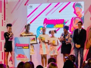 The Powerpuff Girls Awards Africa