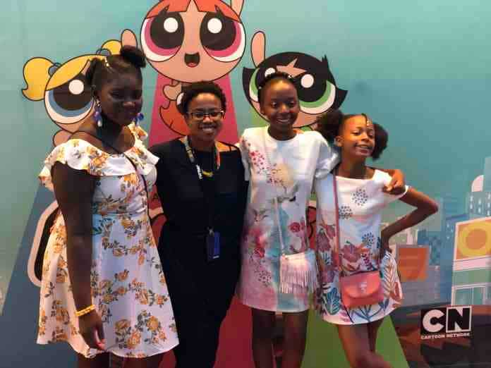 Cartoon Network Africa Upfront Event, Cartoon Network Africa Creative Lab And The Powerpuff Girls Awards Winners Announced