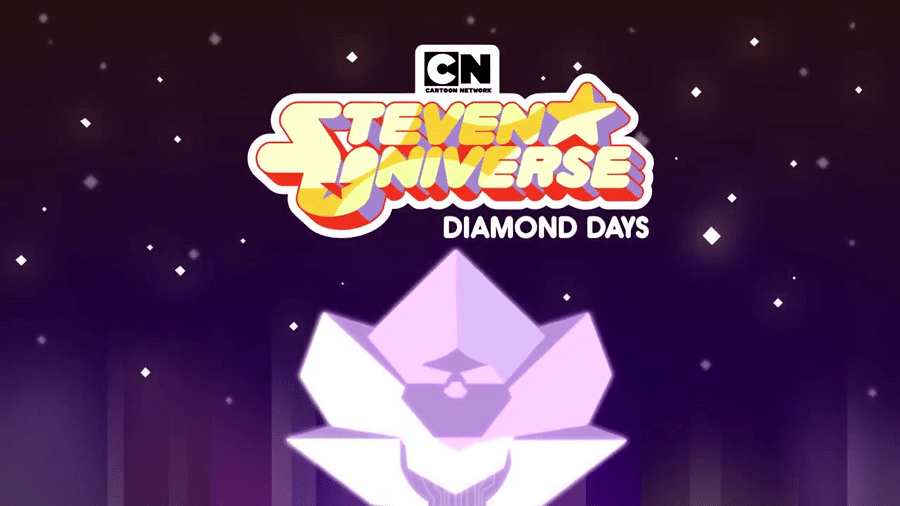 Cartoon Network USA Steven Universe: Diamond Days Promo Released On The Cartoon Network App