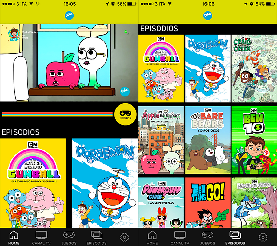 Boing Spain Launches Mobile App Includes Channel Live Stream And On-Demand Content