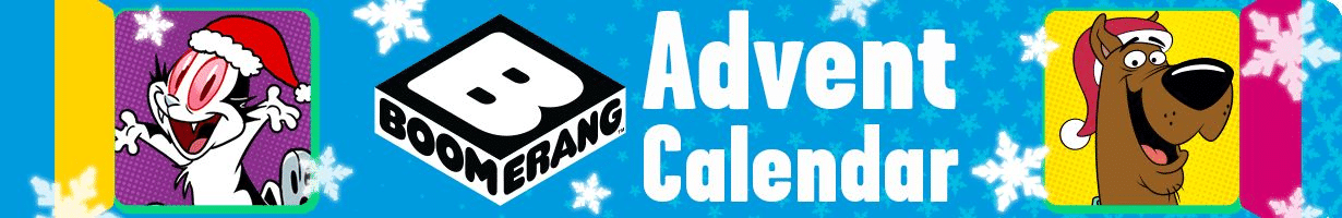 Boomerang UK Christmas 2018 Daily Advent Calendar Competitions