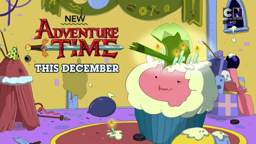 Cartoon Network UK December 2018 Highlights