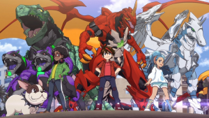 Cartoon Network USA Bakugan Battle Planet
