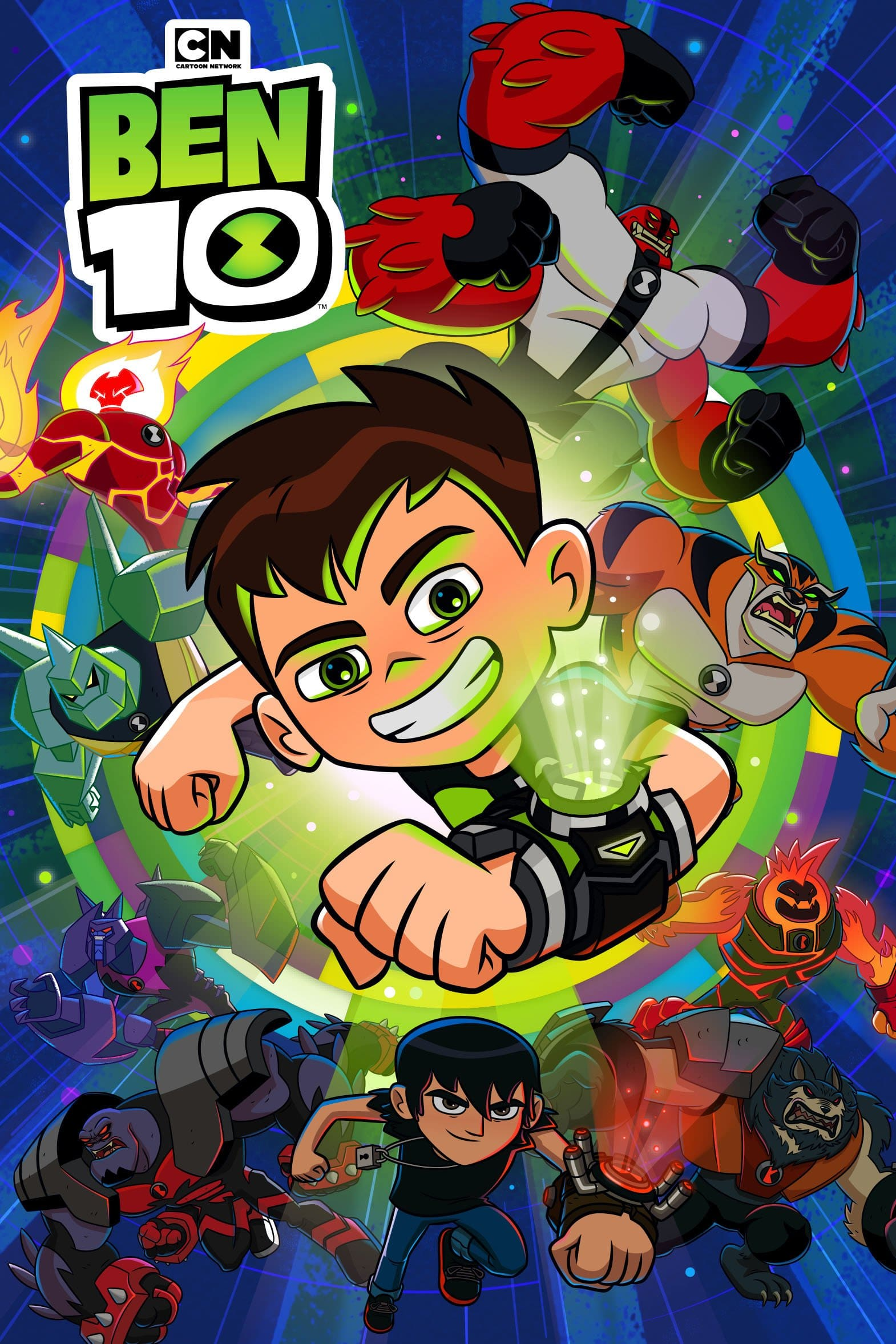 Cartoon Network Studios Renews Ben 10 For A Fourth Season